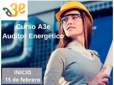 Curso A3e Auditor Energético