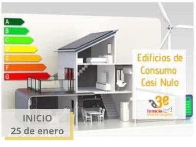 Curso A3e Edificios de Consumo Casi Nulo