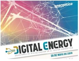 Digital Energy 2019  Soluciones de digitalización en el sector energético
