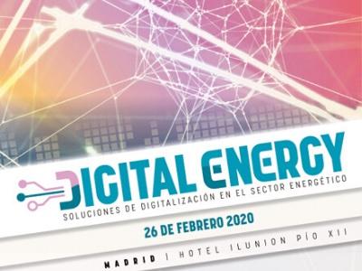 Digital Energy 2020 Soluciones de digitalización en el sector energético