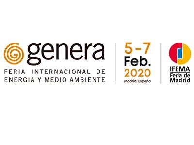 GENERA 2020 - Feria Internacional de Energía y Medio Ambiente