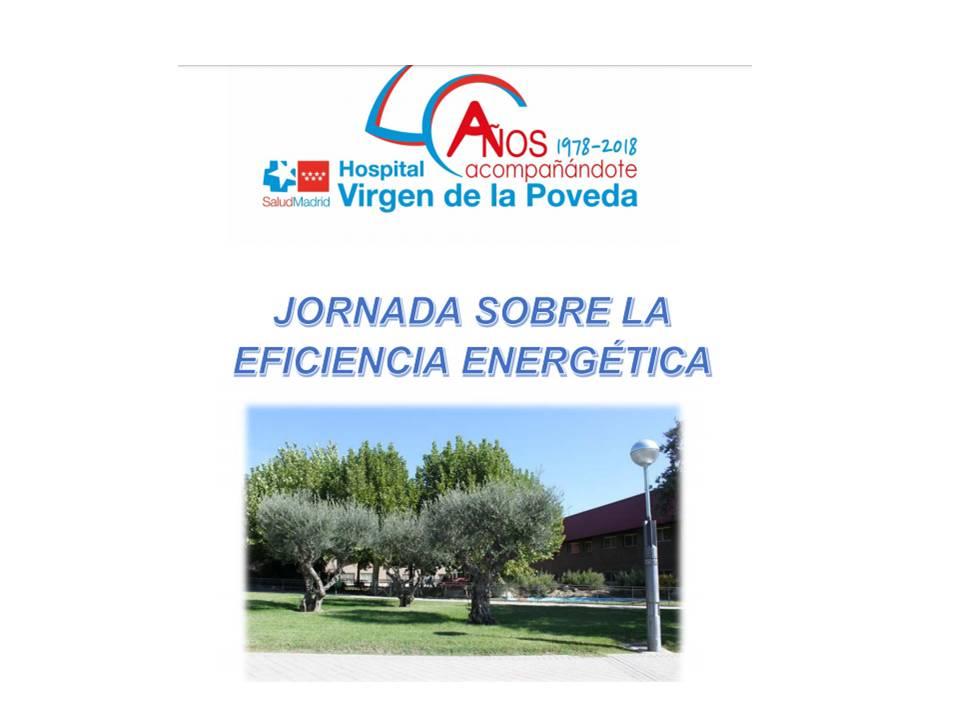 Jornada sobre la eficiencia energética en el Hospital Virgen de la Poveda