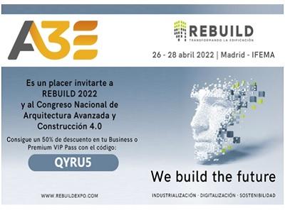 Rebuild transformando la edificación