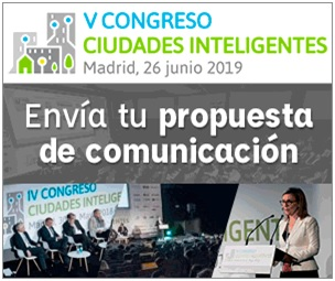 V Congreso Ciudades Inteligentes