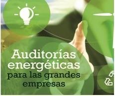 Auditorías Energéticas para las grandes empresas - EA 0055