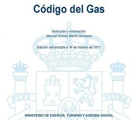 Código del Gas