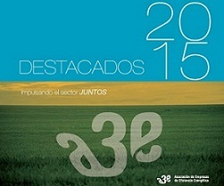 Destacados 2015 - Impulsando el sector juntos