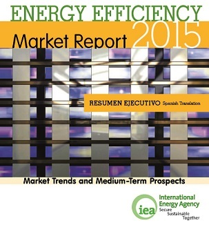 Energy Efficiency Market Report 2015 - Resumen Ejecutivo