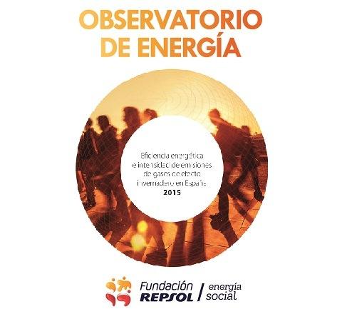Observatorio de Energía 2015