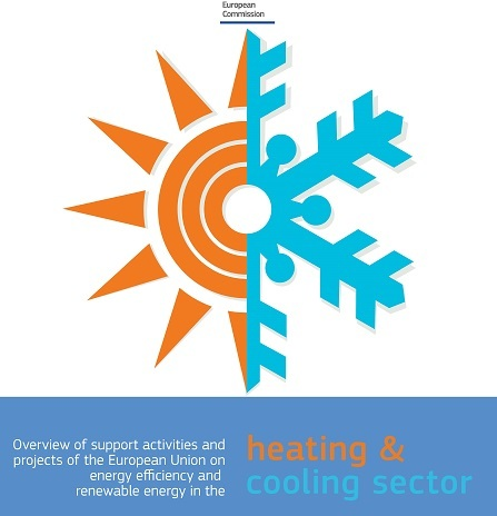 Overview of support activities and projects of the EU on energy efficiency and renewable energy in the Heating and Cooling sector