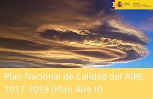 Plan Nacional de Acción de Calidad del Aire 2017 - 2019 (Plan Aire II)