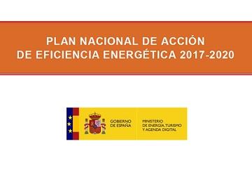 Plan Nacional de Acción de Eficiencia Energética 2017 - 2020