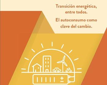 """Programa Jornada """"Transición Energética entre todos: El Autoconsumo como clave del cambio"""