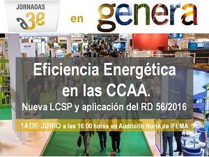 Presentación sobre el registro de Auditorías energéticas en Castilla y León tras el Real Decreto 56/2016