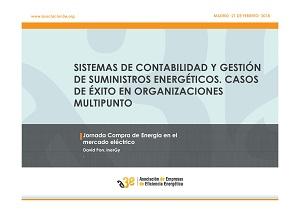 Sistemas de gestión de suministros. Casos de éxito en organizaciones multipunto.