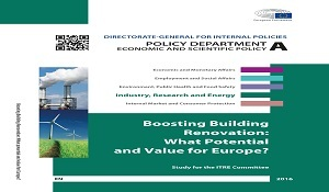 Boosting Building Renovation: What potencial and value for Europe?