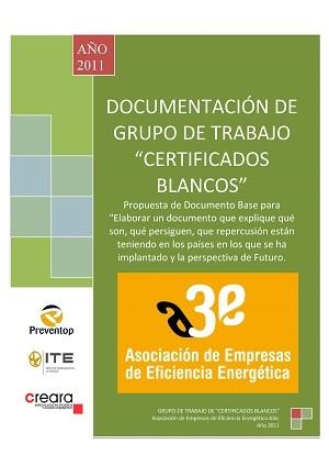 Certificados Blancos