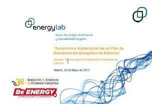 Desarrollo e Implantación de un Plan de Rehabilitación Energética de Edificios