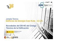 Novedades del DB -HE del Código Técnico de la Edificación