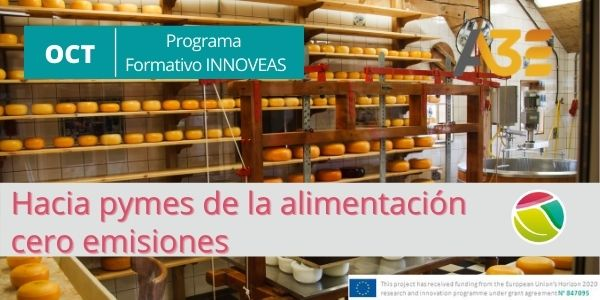 Programa formativo para empresas de la alimentación cero emisiones- Octubre