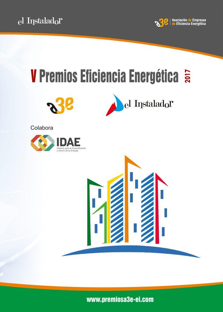 Ceremonia V Premios Eficiencia Energética A3e - El Instalador