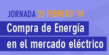 Jornada A3e: Compra de Energía en el Mercado Eléctrico