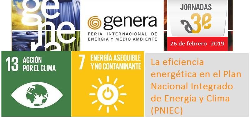 La Eficiencia Energética en el Plan Nacional Integrado de Energía y Clima (PNIEC)