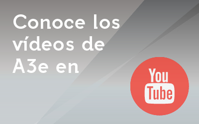 Vídeos de A3e en Youtube