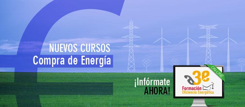Nuevos Cursos Compra de Energía