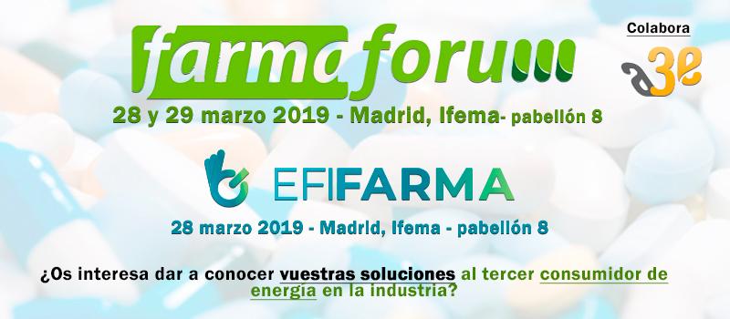 Farmaforum y Efifarma