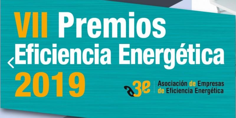 VII Premios Eficiencia Energética A3e